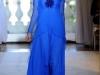 Вечерние платья 2012 длинные синие от Andrew Gn