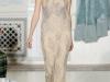 Вечернее длинное открытое платье 2012 от Erdem