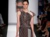Модное платье с асимметричным вырезом Carolina Herrera