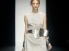 Модное платье с асимметричной юбкой Gianfranco Ferre