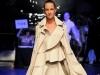 Асимметричное платье с воланами от Jean Paul Gaultier
