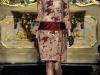 Бархатные платья Aquilano Rimondi