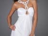 Белые вечерние платья фото