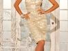 Бежевые платья фото