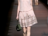 Бежевые платья Christian Dior