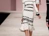Черно-белое платье фото Ermanno Scervino