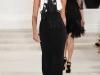 Платье черно белое длинное от Ralph Lauren