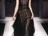 Длинные черные платья осень-зима 2012-2013 фото, Alberta Ferretti
