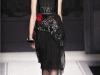 Красивые черные платья осень-зима 2012-2013 фото, Alberta Ferretti