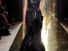 Черное платье осень-зима 2012-2013 от Georges Chakra