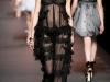 Вечерние черные платья 2011 Christian Dior