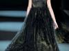 Вечерние черные длинные платья