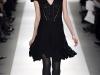 Короткие черные вечерние платья