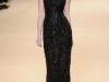 Вечерние черные длинные платья от Эли Сааб