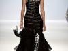 Черный цвет выпускного платья 2013, Carlos Miele