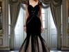 Черный цвет выпускного платья 2013, Dennis Basso
