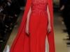 Выпускные платья красного цвета 2013 фото Elie Saab
