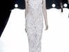 Белое длинное выпускное платье 2013 от Roberto Cavalli