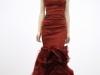 Выпускные платья красного цвета 2013 фото Vera Wang