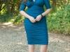 Деловые платья для полных фото