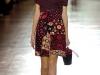 Короткое этническое платье Miu Miu 2012