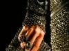 Какой клатч подойдет к блестящему платью, Roberto Cavalli