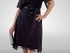 Коктейльные платья для полных фото