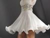 Белые платья короткие 2011