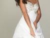 Свадебные белые короткие платья