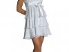 Короткие белые платья летние