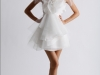 Короткие свадебные платья 2011 Marchesa