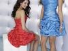 Выпускные платья 2011 короткие