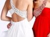Выпускные платья 2011 фото короткие