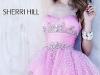 Красивые короткие платья на выпускной 2012