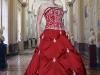 Красные свадебные платья