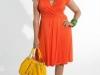 Летние платья 2011 для полных фото