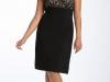 Маленькое черное платье - фасоны для полных, Adrianna Papell