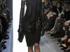 Маленькое черное вечернее платье Bottega Veneta