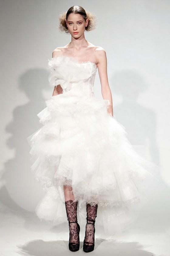 6350aa74a85 Вечерние платье Осень-Зима 2011-2012 от Marchesa (Маркиза ...
