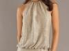 Золотые мини-платья 2012