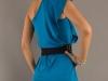 Синие мини-платья 2012