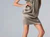 Платья короткие атласные