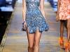 Вязанные платья крючком 2011 от Диор