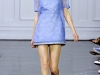 Синее короткое платье на лето 2012, Richard Nicoll