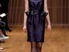 Фиолетовое платье для офиса Осень-Зима 2013-2014 от Douglas Hannant