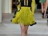 Желтое платье-рубашка весна 2014 фото, Emanuel Ungaro