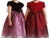 Детские новогодние платья фото