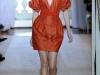 Платье баллон красное от Andrew Gn