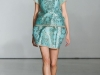 Короткие платья с юбкой баллон от Aquilano Rimondi
