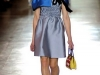 Короткое платье бюстье от Miu Miu